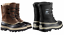 Sorel-Men-039-s-Black-Tusk-Caribou-Seam-Sealed-Waterproof-Winter-Boots-Size-8 thumbnail 1