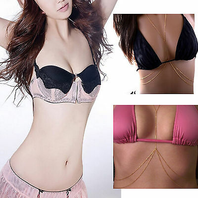 Hot Ladys Sexy Body Belly Waist Chain Bikini Beach Necklace Best Valentine Gifts