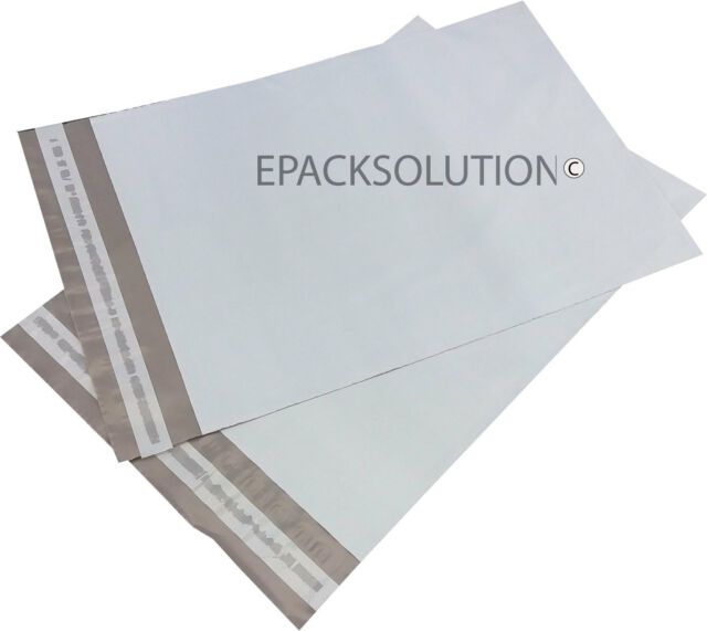 50 POLY MAILERS 19x24 SELF SEALING SHIPPING ENVELOPES BAGS EPS BRAND 2.4MIL