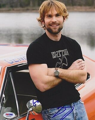 Seann William Scott Signed 8x10 Photo Bo Dukes Of Hazzard Psa/dna Autographed Photographs Movies