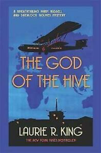 Laurie-R-King-The-God-de-The-Hive-Tout-Neuf-Livraison-Gratuite-Ru