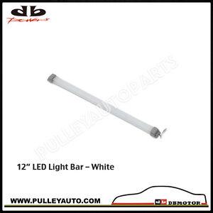 "DBMOTOR 12"" Weatherproof LED Functional Light Bar - White"