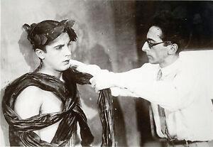 """""""LE SANG D'UN POETE (Jean COCTEAU 1930)"""" Diapositive de presse originale 2QDqSlEw-07185749-716357475"""
