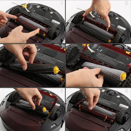 For iRobot Roomba Filters 800 /& 900 Series Part Kit 880 890 980 Vacuum Brush