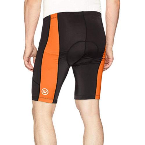orange Neuf Avec Étiquettes Homme Canari Cyclisme Hi-Viz Short solaire Grand