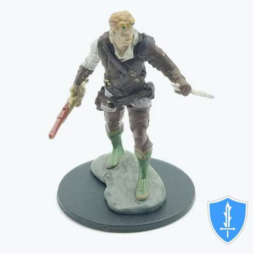 Details about  /Human Male Rogue Icons of the Realms Premium Figures W4 D/&D Miniature NIB