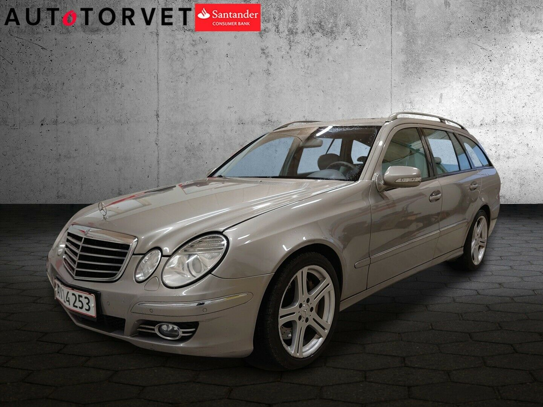 Mercedes E320 3,2 CDi Avantgarde stc. aut. 5d