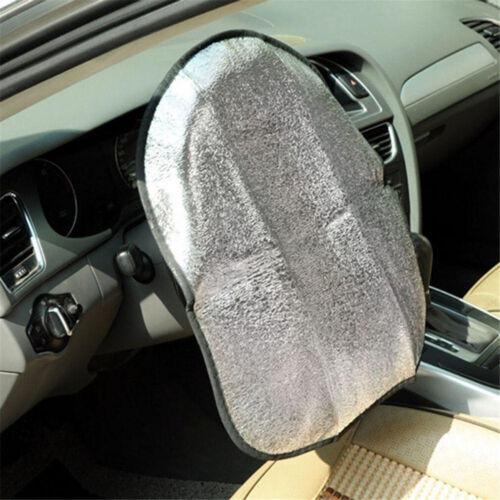 Car Steering Wheel Sunshade Cover Functional Steering Wheel Sun Shade Cover SM
