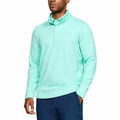 Under Armour Mens Storm Sf Snap Mock