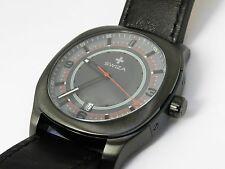 SWIZA MEN'S nowus Men's Watch, svizzero al quarzo, cassa 40mm, cinturino in pelle 0541.1201