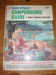 Rand mcnally campground guide: a family camping directory of.