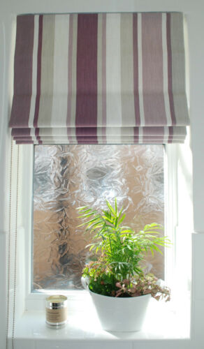 ROMAN BLIND Made to Measure Make Up Service SUPPLY YOUR OWN FABRIC