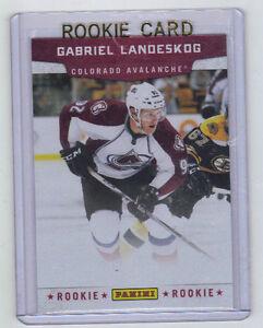11-12-Panini-Gabriel-Landeskog-Toronto-Expo-Redemption-Rookie-Card-RC-8-Mint