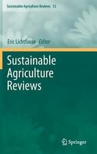 Sustainable Agriculture Reviews 12 (2013, Hardcover)