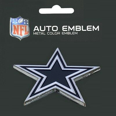 New Orleans Saints Heavy-Duty Metal Auto Emblem