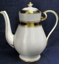 Aynsley EMPRESS Cobalt coffee pot & lid