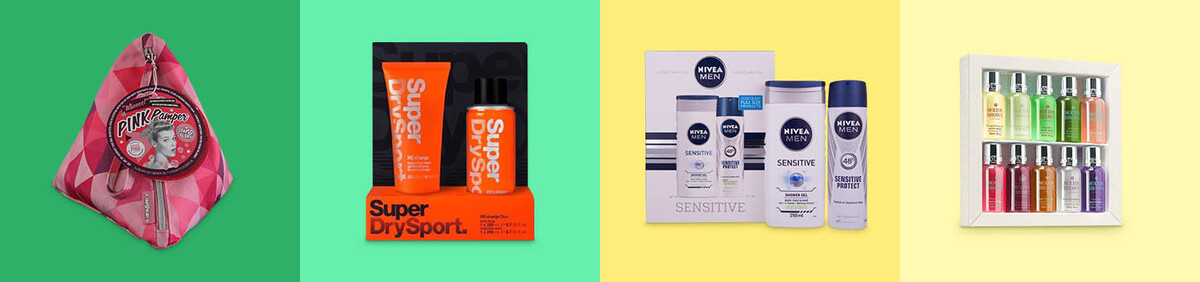 Shop event Health & Beauty Gift Sets Get more for less from big brands.