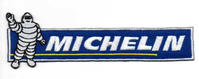 Michelin Tire Sport Racing P374 Embroidered Ironon Patch High Quality Jacket New