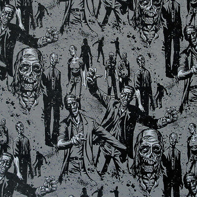 """ALEXANDER HENRY """"ZOMBIE!"""" Charcoal  by yard"""