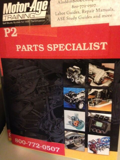 ase dvd p2 study consultant automobile