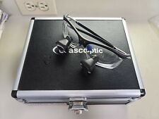 Orascoptic 35x Surgicaldental Loupes With Carrying Case