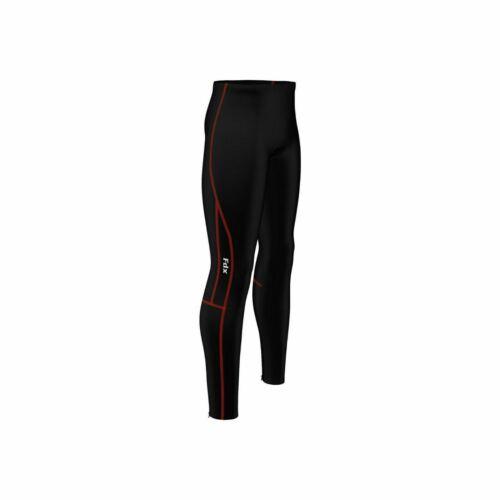 FDX Homme Compression Cyclisme Collants Coolmax ® Rembourré Cycle Leggings Pantalon Long