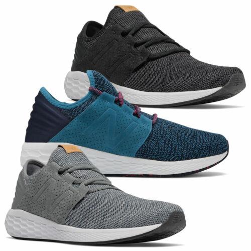 New Balance Mens Cruz v2 Knit Running Slip On Comfort Foam Running Shoes