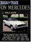 """""""Road and Track"""": R&T Mercedes-Benz, 1963-70 (1987, Paperback)"""