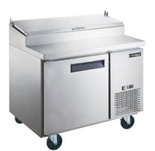 Dukers Appliance Co Dpp44 44 Pizza Prep Table Refrigerated Counter