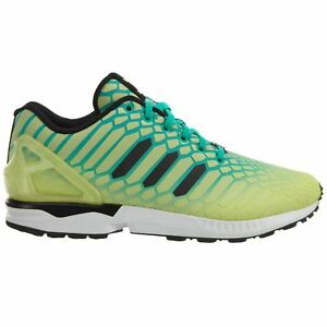 new product 4a1c3 5a121 Image is loading Adidas-ZX-Flux-Xeno-Mens-AQ8212-Frozen-Yellow-