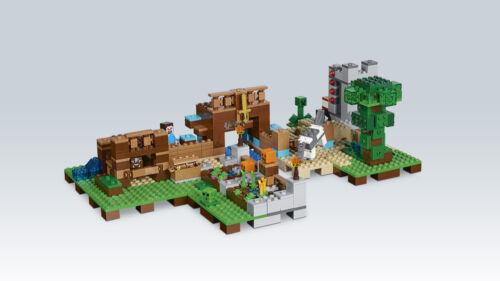 Edition Crafting Box 2.0  N9//17 LEGO 21135 Minecraft™ II