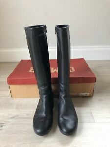 Mujer 37eBay Camper Botas Negro EU Talla Zapatos Cuero O8PNnkXZ0w