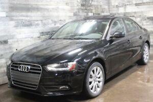 2013 Audi A4 AUTOMATIQUE 4X4 CUIR TOIT à partir de 50$/Sem