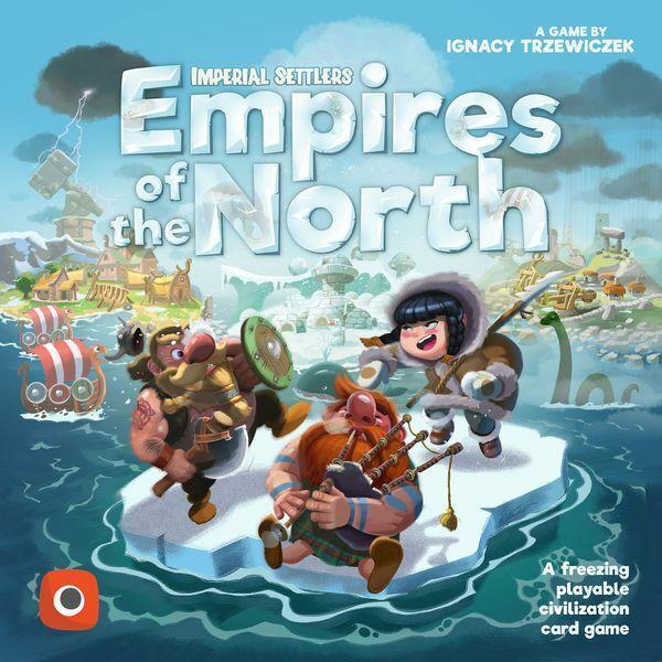 IMPERIAL  Coloni autoD gioco-gli imperi del Nord  sconto