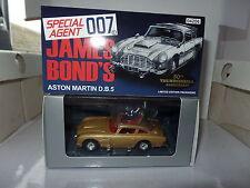 Corgi CC04206 Aston Martin DB5 James Bond 007 Thunderball 50th RARE GOLD