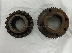 1969-CHEVY-K20-Front-Hub-Lockout-Gears-Closed-Knuckle-One-Side