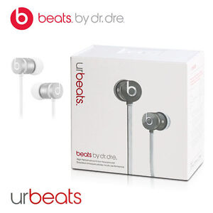 Details about Original Monster urbeats by Dr  Dre Headphone SILVER for  apple iphone ipad ipod