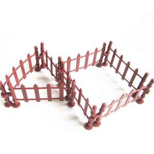 7pcs-Military-Fence-Rail-Board-Toy-Soldier-Accessories-Railway-building-ki-U-X