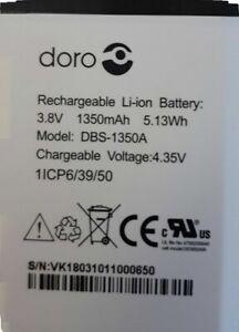 Genuine Doro DBS-1350A Batería para Doro 7060/1350mAh