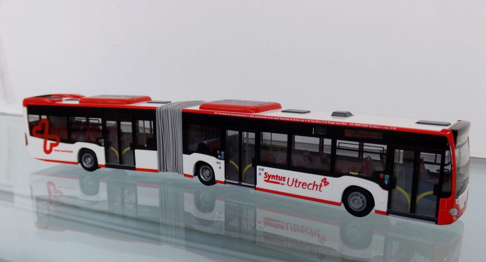 Rietze 73623 - 1 87 - Bus - MB Citaro G ′15 Syntus Utrecht (Nl) -