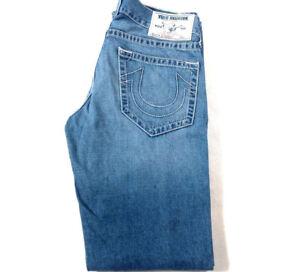 X 32 Ricky 30 hommes € Jambe True Jeans Shape 34 Bleu Droite Religion 219 tag pour zwqXx4I