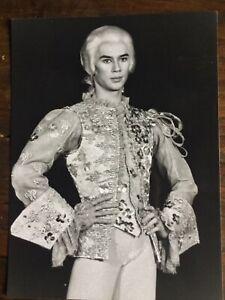 Photo Originale Argentique Danseur étoile Old Original Dancer Gay Interest Sensation Confortable