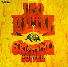 """Leo Kottke - 6 & 12 String Guitar - 12"""" LP - washed & cleaned - C313"""