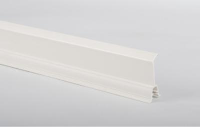Braun Brüstungskanal 150x50 mm mit Zubehörteile