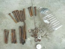 Allis Chalmers Wd45 Wd 45 Tractor Ac Engine Motor Head Amp Manifold 20 Bolts