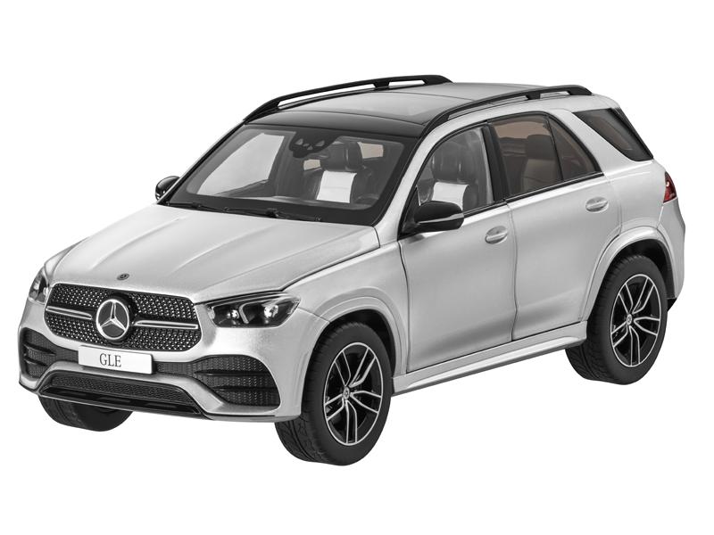 Mercedes Benz, GLE, V167, B66960553, 1 18 Modell, Norev, iridiumsilber  | Elegante und robuste Verpackung