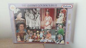 """""""Queen's Giubileo d'oro"""" Puzzle 1000 pezzi da Falcon"""