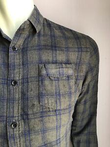 Descendant of Thieves Shirt, Warnock Plaid, Medium, Excellent Condition