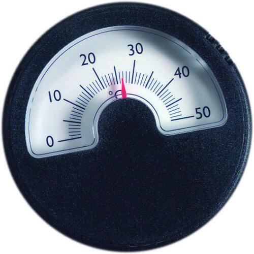 FS-TFA TFA 16.1003.01 Innen-Aussen-Thermometer schwarz//weiß