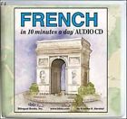 10 Minutes a Day Audio CD Wallet French by K Kristine Kershul 9781931873253